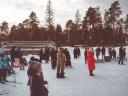 23 февраля в Пестовском парке